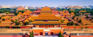 Tử Cấm Thành là tòa nhà nổi tiếng truyền cảm hứng nổi tiếng nhất thế giới (Ảnh internet)