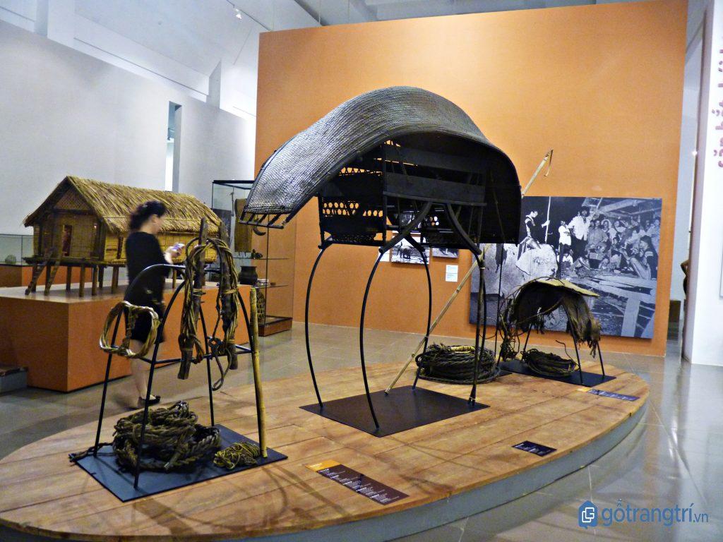 Tìm hiểu văn hóa Tây Nguyên trong chuyến du lịch Buôn Ma Thuột. (Ảnh: internet)