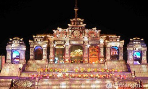 Bí mật cuộc sống hậu cung triều Nguyễn qua kiến trúc Cung Diên Thọ