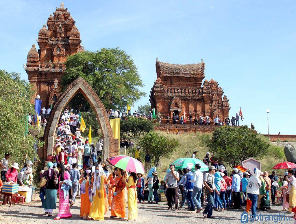 Lễ hội Ka Tê - lễ hội đặc sắc nhất trong hàng chục lễ hội hàng năm của đồng bào Chăm. (Ảnh: internet)