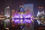 Tòa Nhà Hoa Sen – Biểu tượng kiến trúc Trung Quốc thời hiện đại