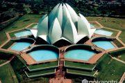 Kiến trúc độc đáo của những tòa nhà nổi tiếng nhất thế giới (Phần 1)
