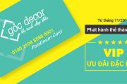 Tặng thẻ Membership Card cho khách hàng mua #tranh tại Góc Decor mua sắm trên 1000 sản phẩm.