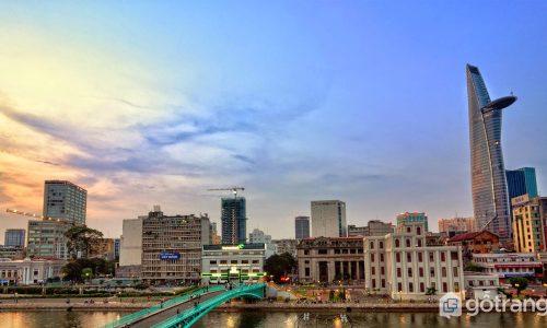 Nhìn lại những biểu tượng kiến trúc sống mãi giữa lòng Sài Gòn