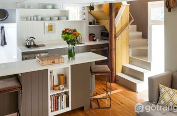 10 lời khuyên khi cải tạo căn hộ nhỏ đẹp từ chuyên gia nội thất