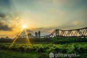 Tìm hiểu về cầu Long Biên ở Hà Nội – cây cầu bắc ngang 3 thế kỉ