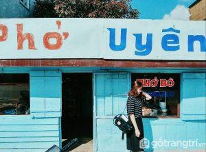 Chụp ảnh đẹp ở Đà Lạt : Phở Uyên - Ảnh internet