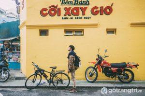Chụp ảnh đẹp ở Đà Lạt: Tiệm Bánh Cối Xay Gió - Ảnh internet