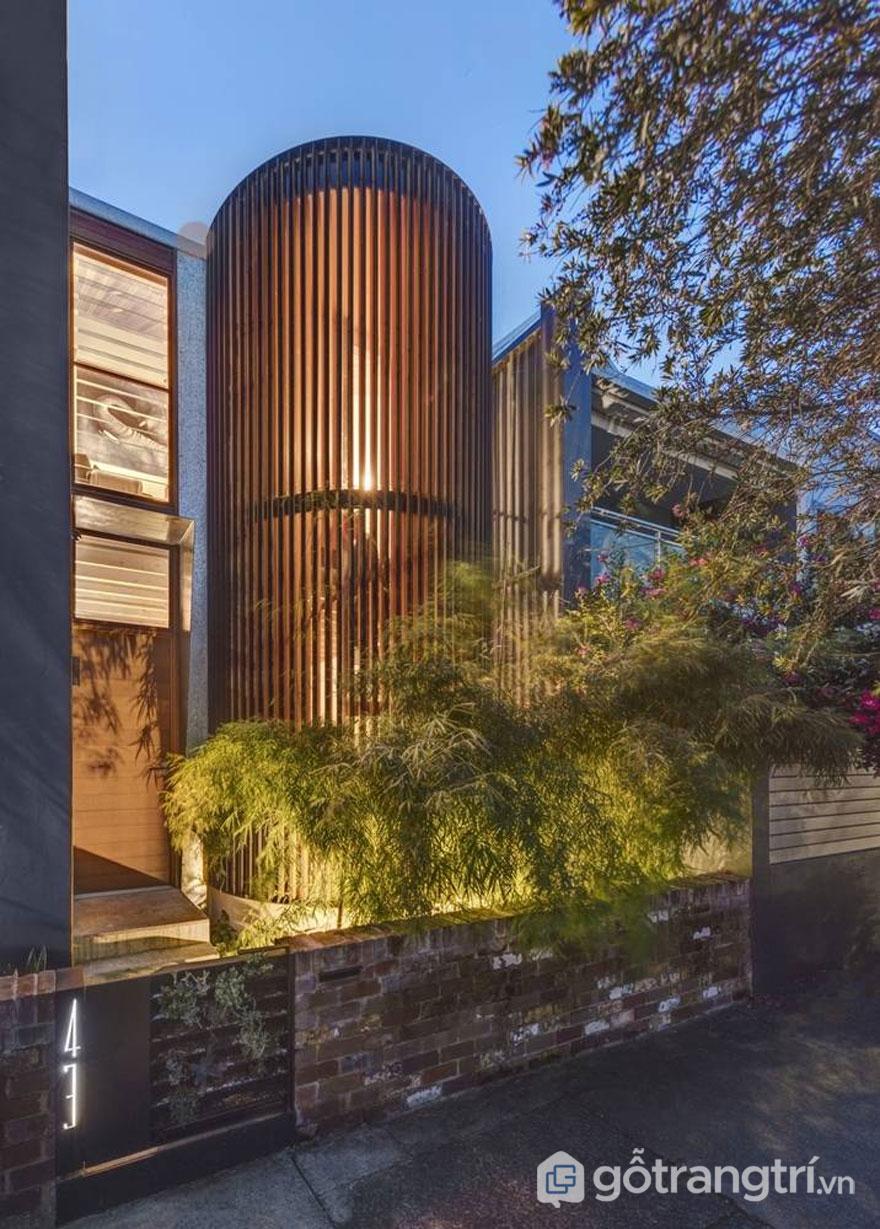 Alexandria House – Công trình hệ sinh thái nhỏ xinh tại Sydney - Ảnh: Internet