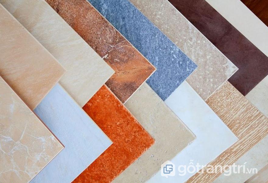 Giải mã những bí ẩn về gạch lát nền ceramic trong thiết kế nhà ở - Ảnh: Internet