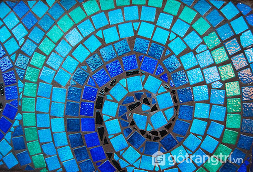 """""""Bật mí"""" ưu điểm nổi bật về dòng gạch mosaic trang trí hiện nay - Ảnh: Internet"""