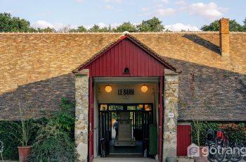 Khách sạn Le Barn – nét mộc mạc trong phong cách đồng quê Pháp