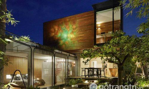 Kiah House - Công trình kiến trúc xanh tại Úc mà ai cũng mơ ước