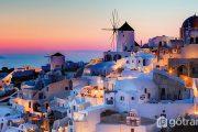 Tìm hiểu phong cách kiến trúc mái vòm đặc trưng ở Santorini (P1)