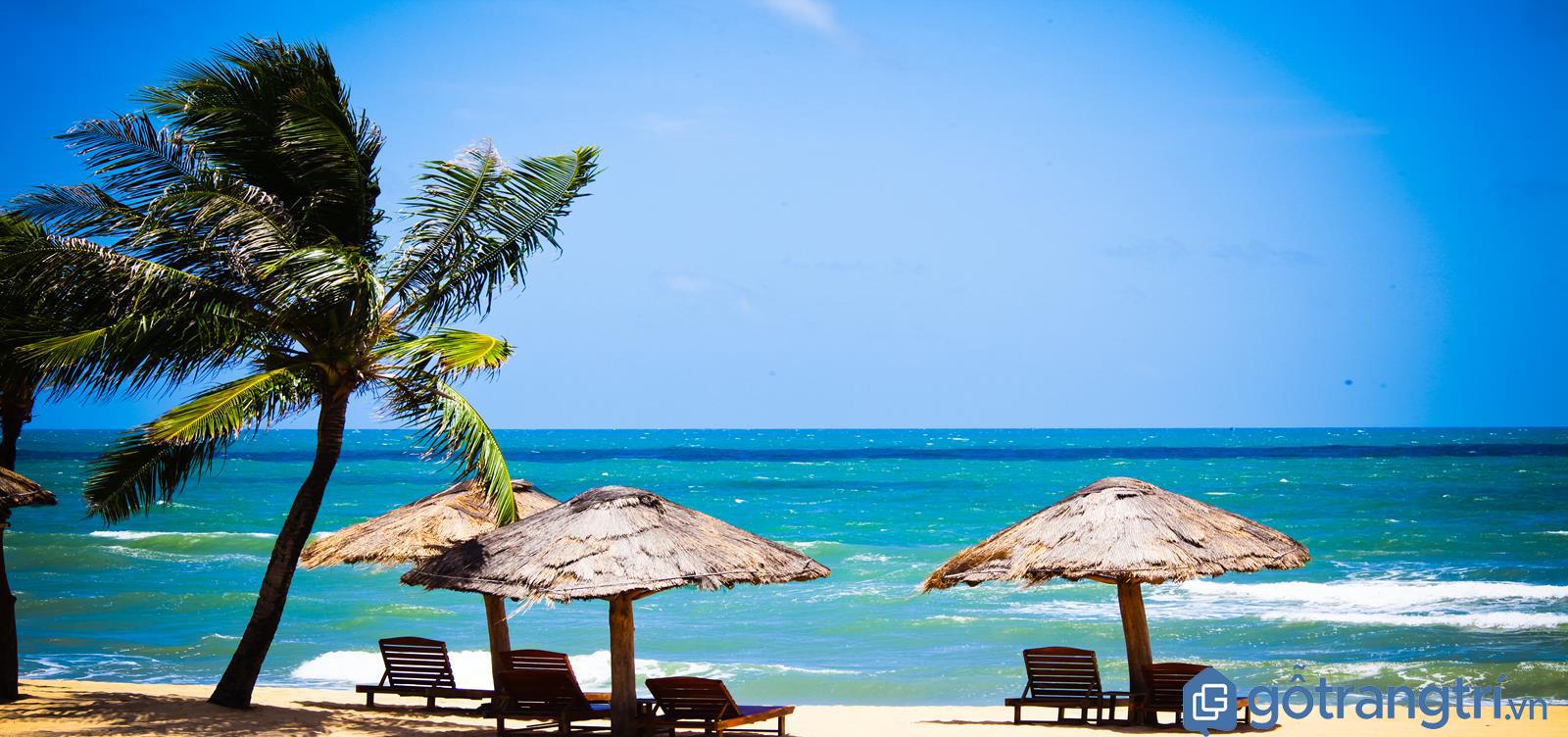 Đảo Nam Du là điểm đến được du khách nước ngoài yêu thích (Ảnh Internet)