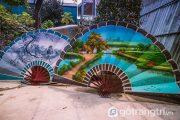 Hành trình khám phá làng nghề làm quạt truyền thống Chàng Sơn