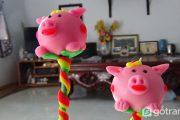 Khám phá với làng nghề tò he truyền thống ở Xuân La, Hà Nội