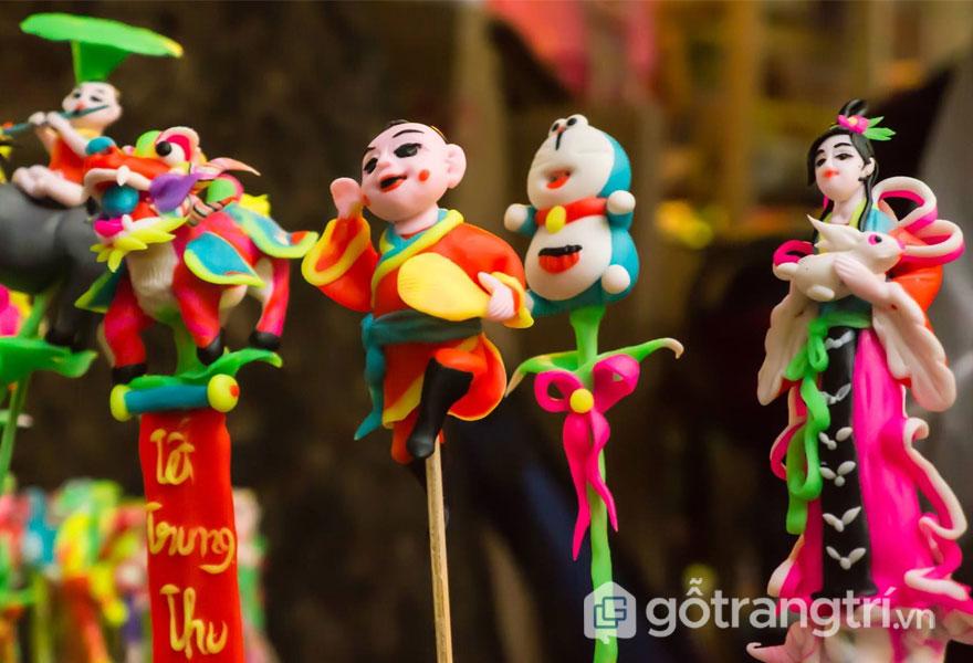 Khám phá với làng nghề tò he truyền thống ở Xuân La, Hà Nội - Ảnh: Internet