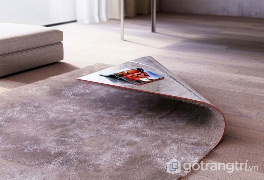 Stumble Upon Carpet Edge Table (ảnh internet)