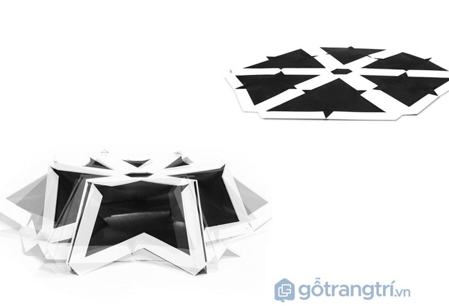 Thiết kế của mẫu bàn siêu độc đáo Flash-Programmable Furnitures (ảnh internet)