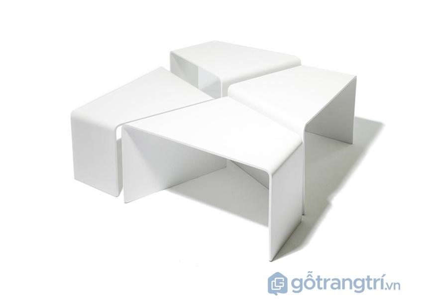 Hình dáng của bàn do người dùng quyết định (ảnh internet)