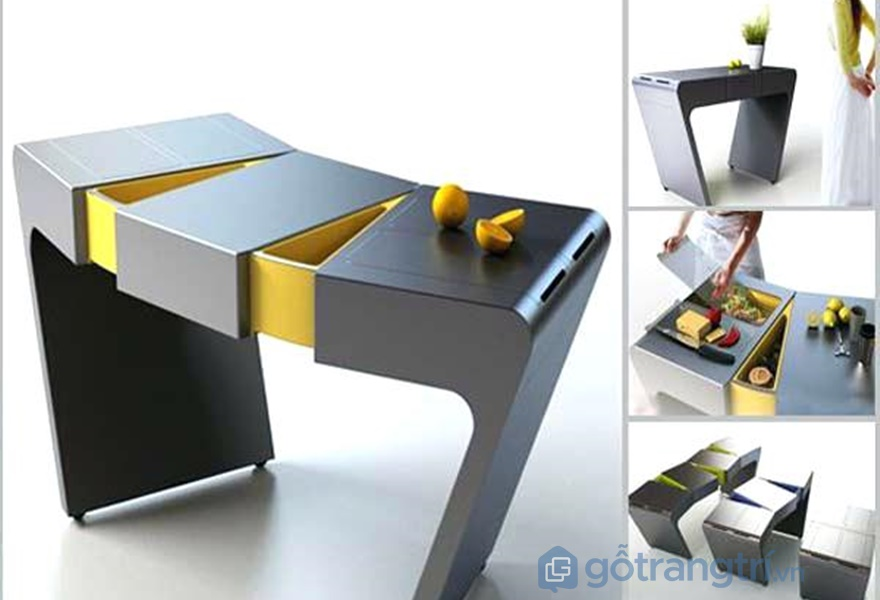 Folding Cook-Table (ảnh internet)