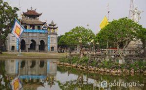 Phát Diệm đã được xếp hạng Di tích lịch sử văn hóa cấp quốc gia - Ảnh Internet