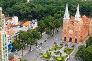 Nhà thờ Đức Bà - Sự giao thoa giữa 2 kiến trúc Roman và Gothic