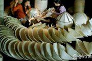 Nón làng Chuông Thanh Oai - Nét xưa mang đậm dấu ấn hồn quê Việt