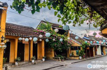 Tổng hợp 4 địa danh du lịch siêu đẹp trong lòng phố cổ Hội An