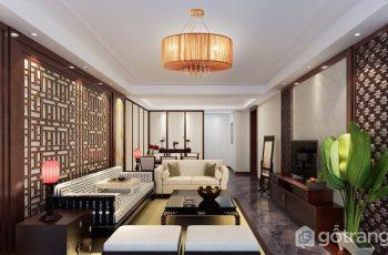 Những đặc điểm của phong cách Á Đông trong thiết kế nội thất