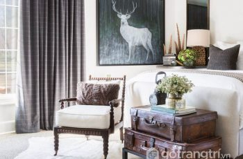Chiêm ngưỡng căn hộ mang đậm phong cách Tudor của Sean Anderson