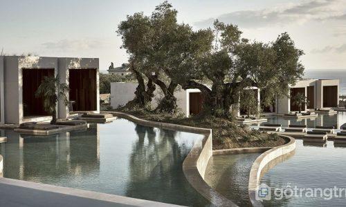 Điểm tên 3 thiết kế khách sạn có nét kiến trúc độc đáo trên thế giới