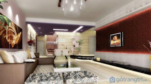 Những yếu tố quan trọng cần lưu ý trong thiết kế phòng khách