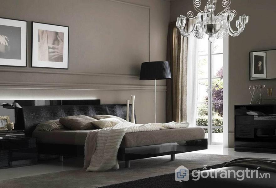 Thiết kế phòng ngủ cần được chú trọng (ảnh internet)