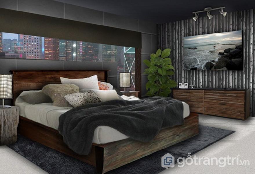 Nên đầu tư 1 chiếc giường có chất lượng tốt (ảnh internet)