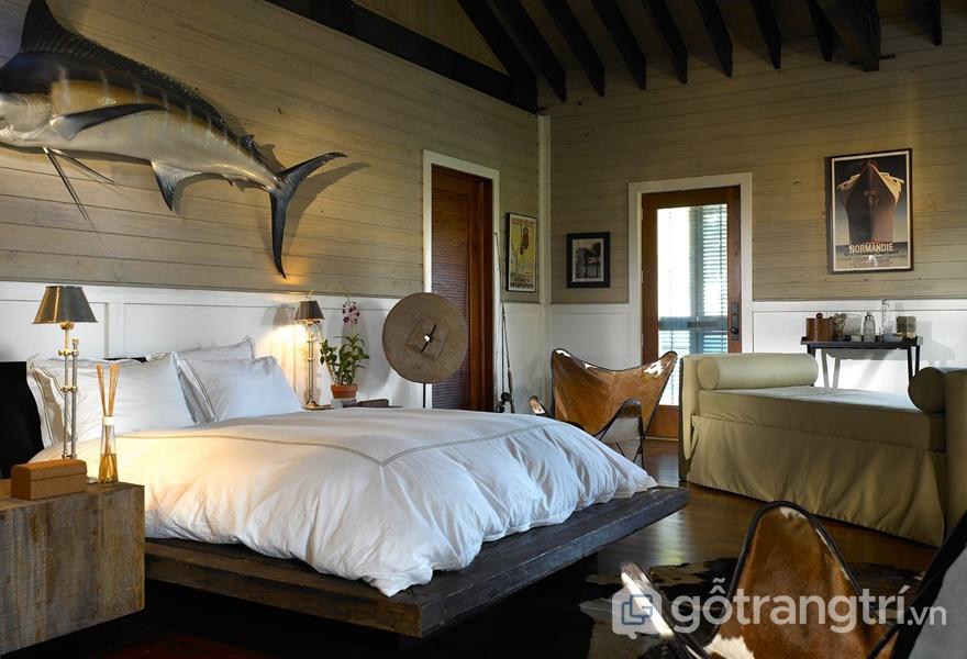 Hãy thể hiện cá tính của bản thân thông qua các thiết kế và trang trí phòng ngủ (ảnh internet)