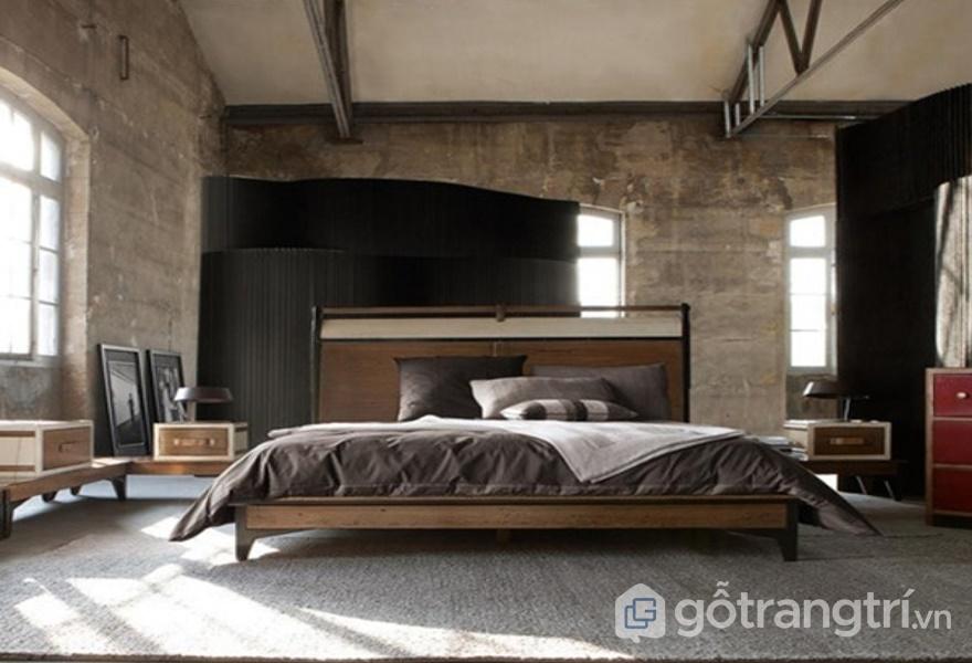 Phòng ngủ cần có cả các nội thất chính và các phụ kiện trang trí (ảnh internet)