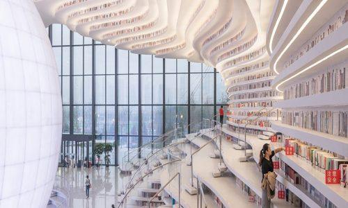 Kiến trúc độc đáo của những thư viện đẹp nhất nước Mỹ (Phần 2)