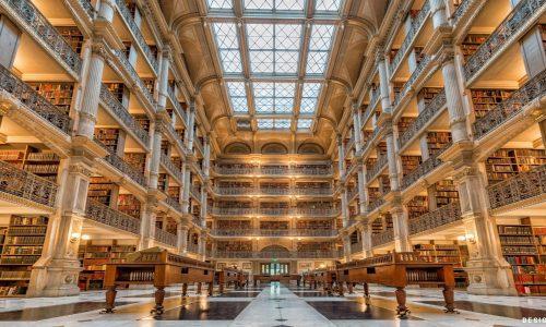 Kiến trúc độc đáo của những thư viện đẹp nhất nước Mỹ (Phần 1)