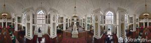 Thư viện Boston Athenæum có lịch sử lâu đời - Ảnh internet