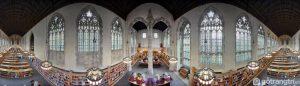 Thư viện đẹp Sterling tại Đại học Yale - Ảnh internet
