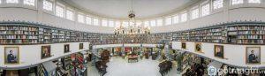 Thư viện đẹp mắt này có tên James Melville Gilliss - Ảnh internet