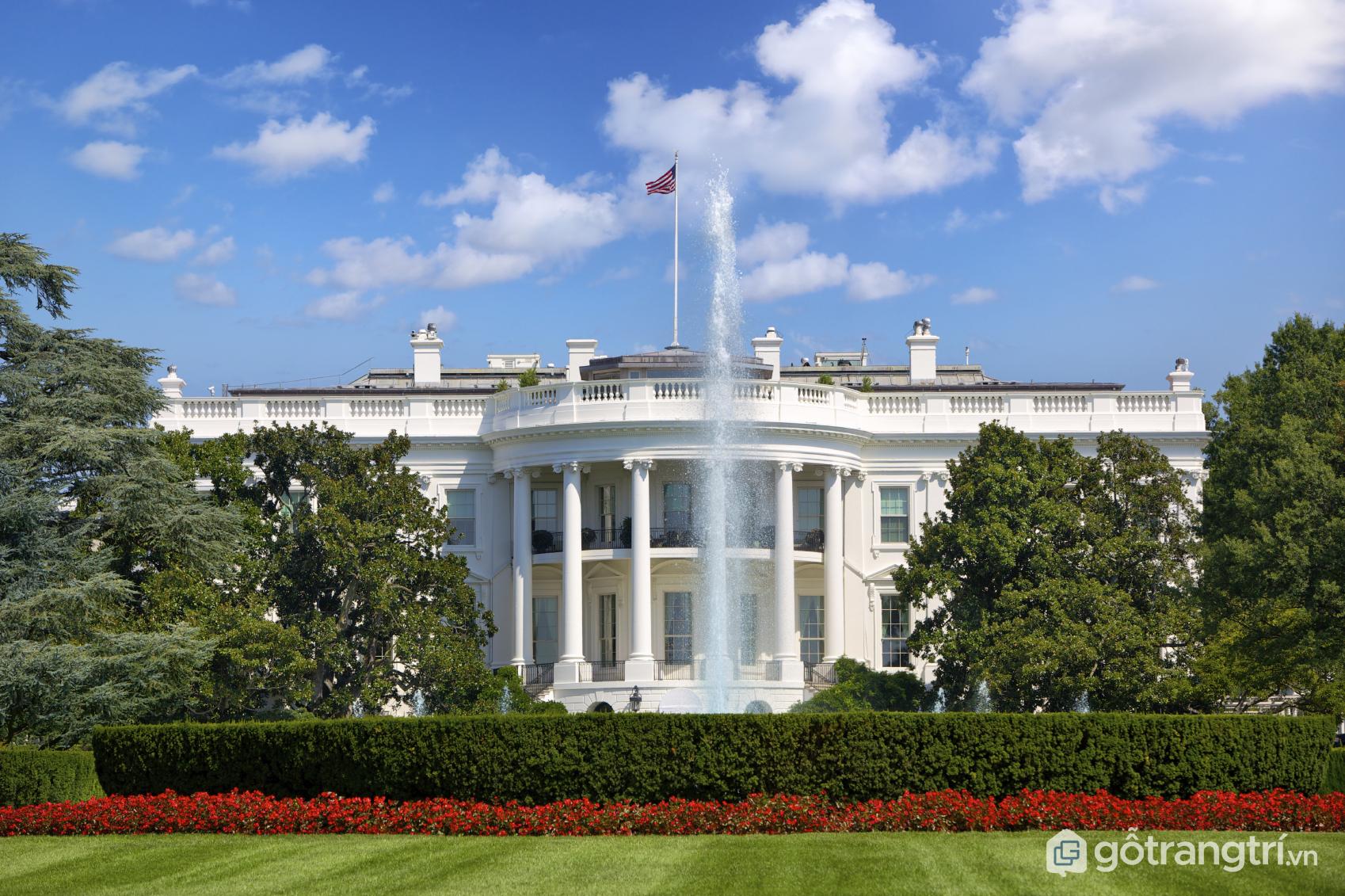 Tòa nhà nổi tiếng tại Washington, Mỹ (Ảnh internet)