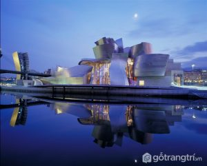 Bảo tàng Guggenheim (Ảnh internet)