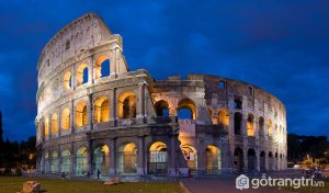 Tòa nhà nổi tiếng thu hút hàng trăm nghìn khách du lịch mỗi năm (Ảnh Internet)