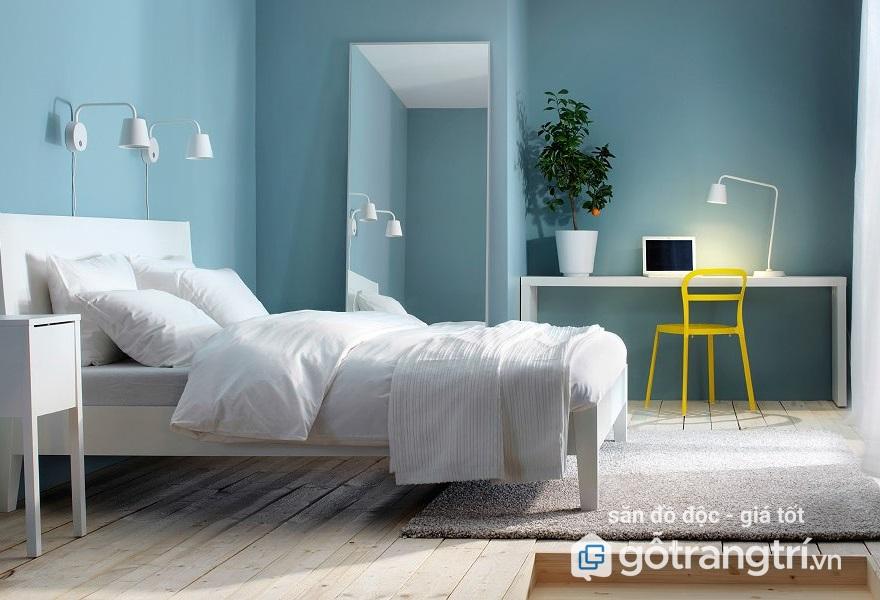 Phong thủy trang trí nội thất phòng ngủ tuổi Tý