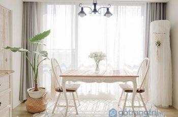 Căn hộ được trang trí nội thất theo mùa - 365 ngày đầy hương thơm