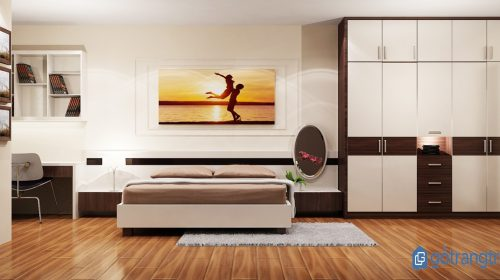 Top 4 mẫu tủ quần áo hiện đại luôn luôn đón đầu xu hướng nội thất