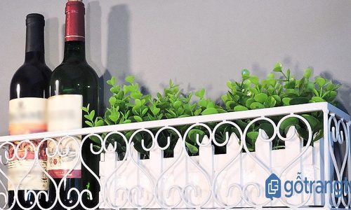 Những mẫu tủ rượu mini tận dụng tối đa góc chết trong ngôi nhà